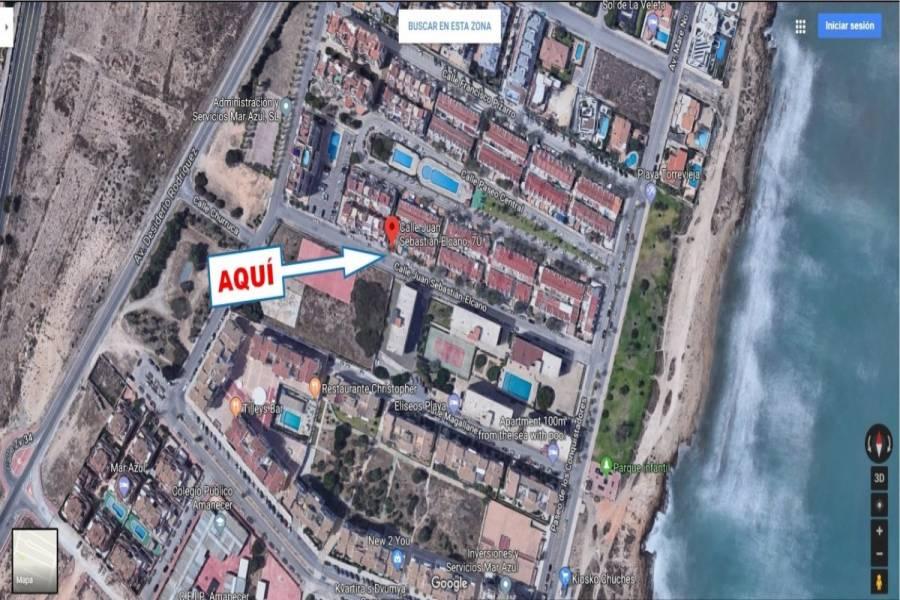Torrevieja,Alicante,España,3 Bedrooms Bedrooms,2 BathroomsBathrooms,Adosada,24585