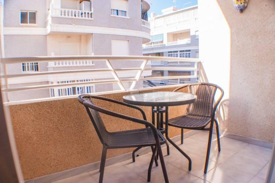 Torrevieja,Alicante,España,1 Dormitorio Bedrooms,1 BañoBathrooms,Apartamentos,24616
