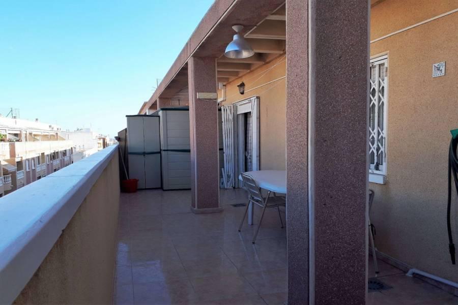 Torrevieja,Alicante,España,2 Bedrooms Bedrooms,1 BañoBathrooms,Atico,24622