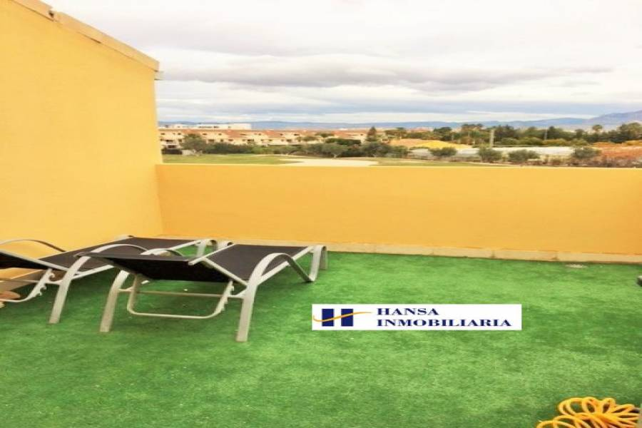 San Juan playa,Alicante,España,4 Bedrooms Bedrooms,2 BathroomsBathrooms,Adosada,24663