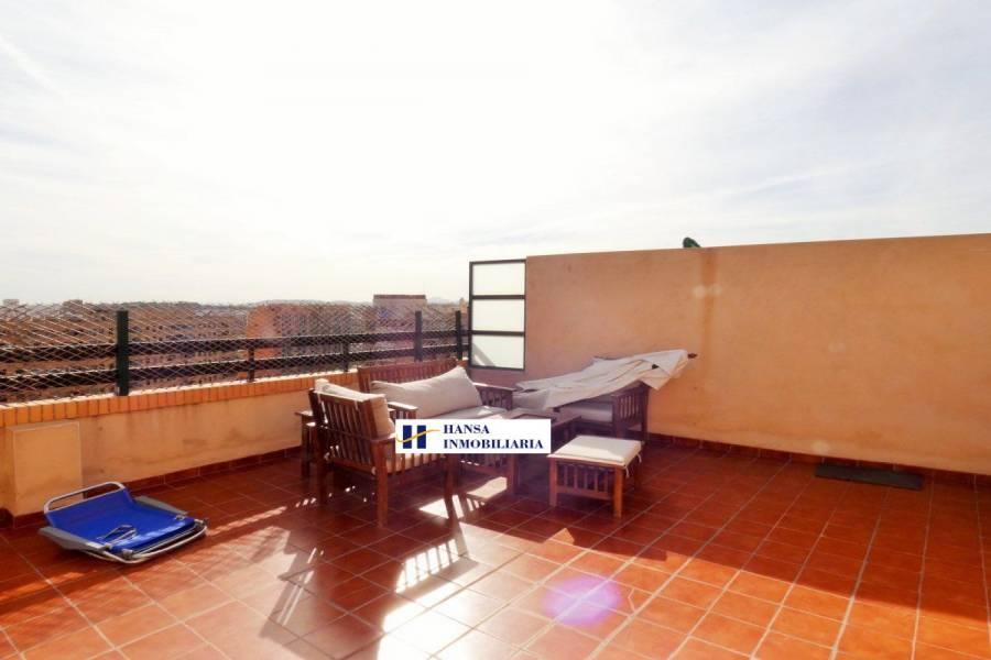 Alicante,Alicante,España,2 Bedrooms Bedrooms,2 BathroomsBathrooms,Atico,24672