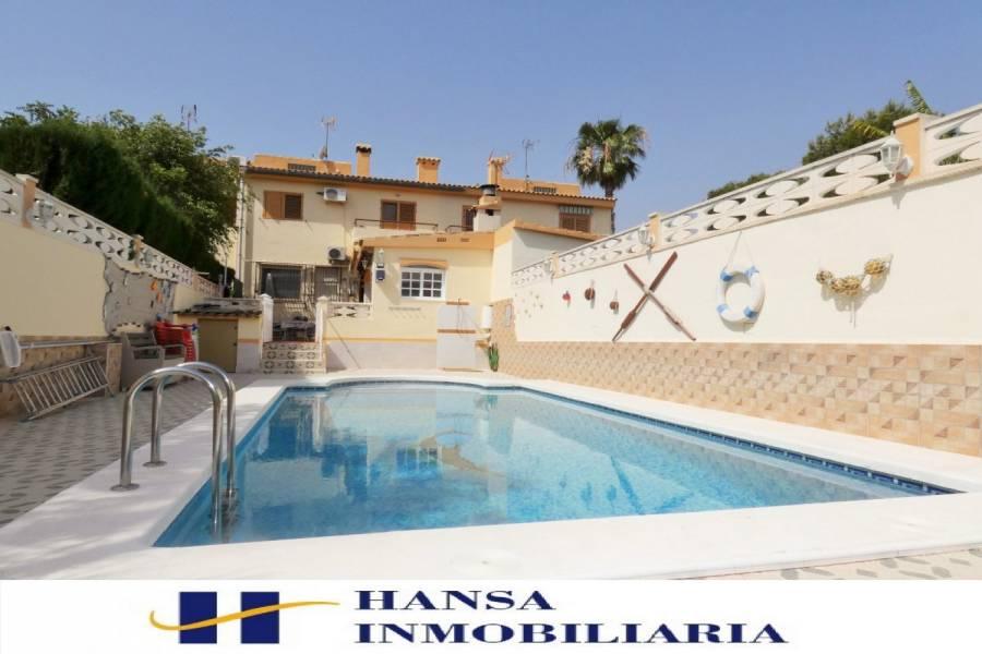 el Campello,Alicante,España,5 Bedrooms Bedrooms,3 BathroomsBathrooms,Adosada,24680