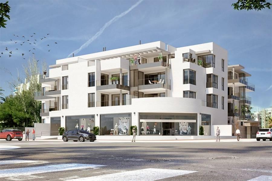San Juan playa,Alicante,España,3 Bedrooms Bedrooms,2 BathroomsBathrooms,Planta baja,24682