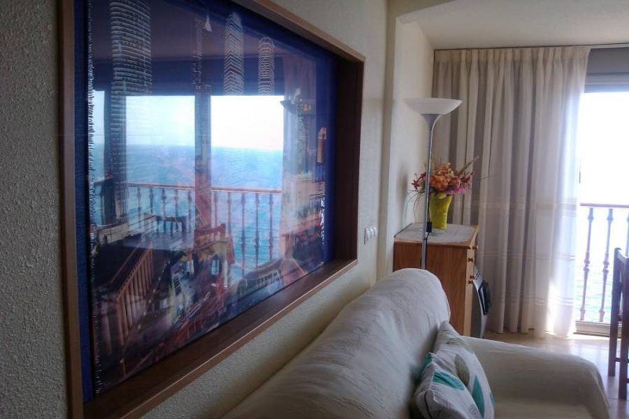 Benidorm,Alicante,España,2 Bedrooms Bedrooms,1 BañoBathrooms,Apartamentos,24714