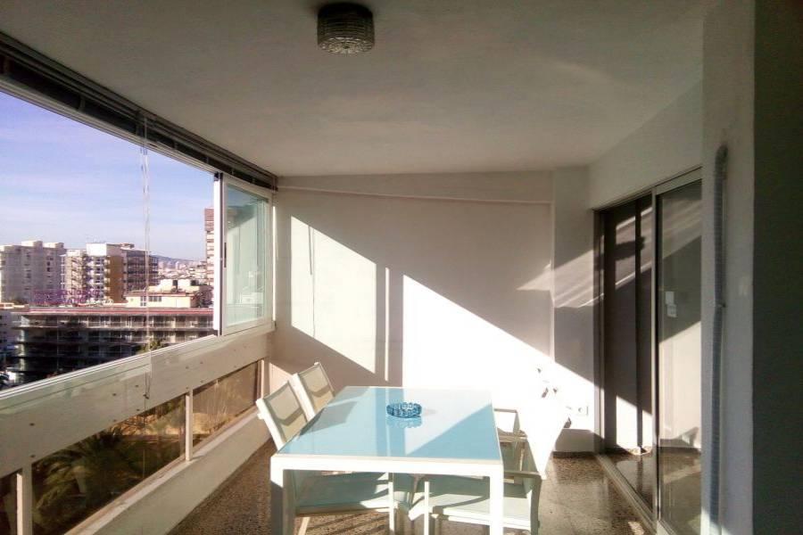 Benidorm,Alicante,España,1 Dormitorio Bedrooms,1 BañoBathrooms,Apartamentos,24732