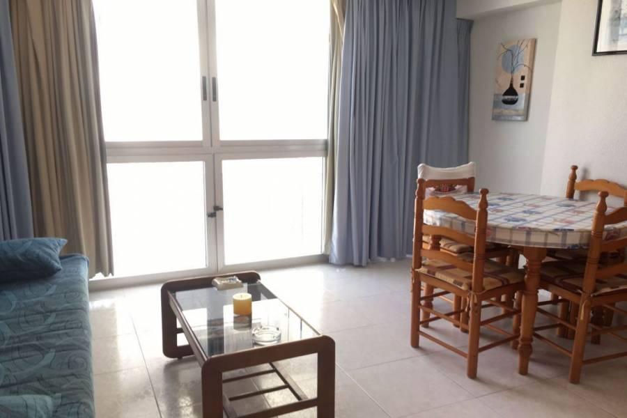 Benidorm,Alicante,España,1 Dormitorio Bedrooms,1 BañoBathrooms,Apartamentos,24741