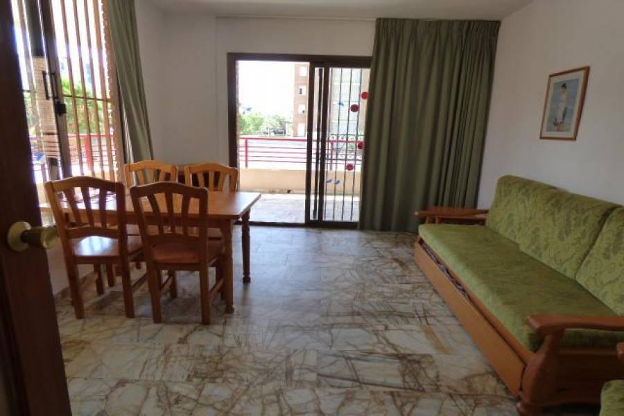 Benidorm,Alicante,España,2 Bedrooms Bedrooms,1 BañoBathrooms,Apartamentos,24744