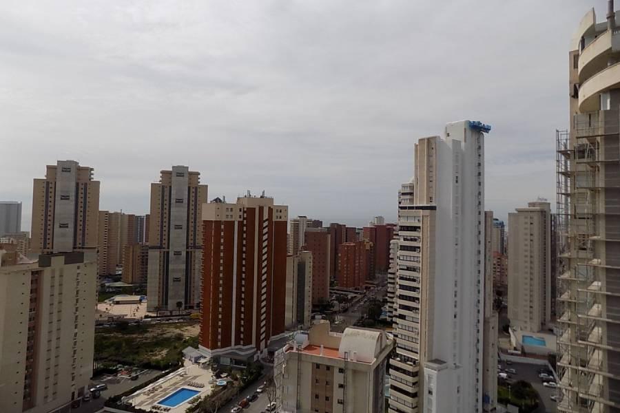 Benidorm,Alicante,España,1 Dormitorio Bedrooms,1 BañoBathrooms,Apartamentos,24750