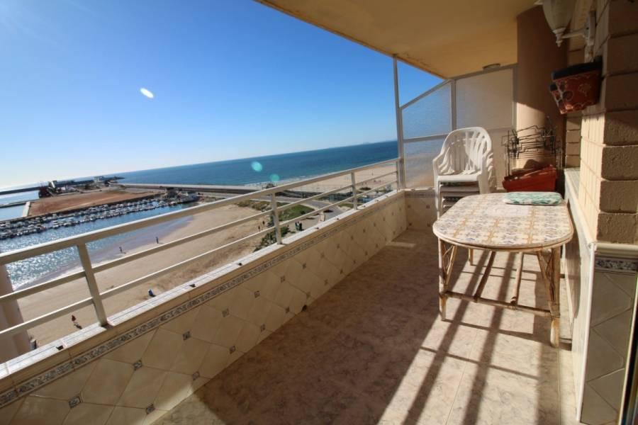 Torrevieja,Alicante,España,3 Bedrooms Bedrooms,1 BañoBathrooms,Atico,24756