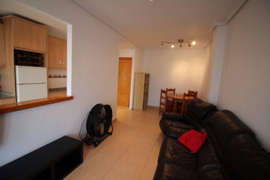 Torrevieja,Alicante,España,2 Bedrooms Bedrooms,1 BañoBathrooms,Atico,24759
