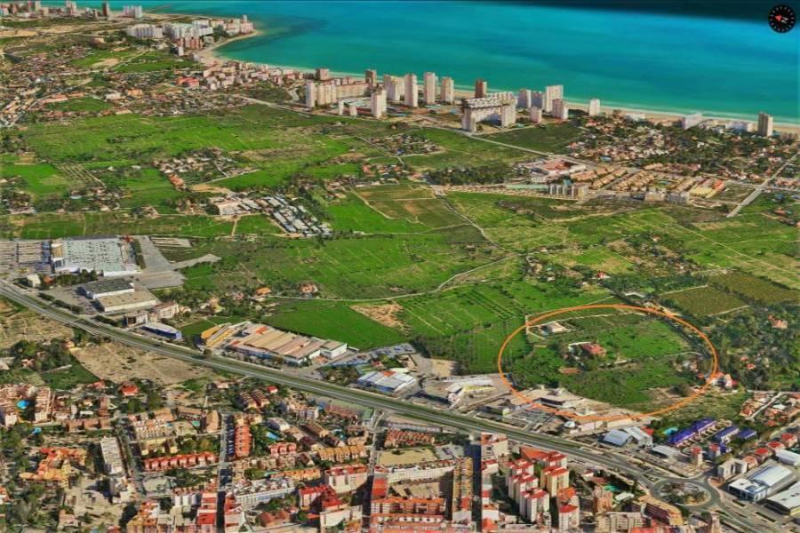 San Juan,Alicante,España,Lotes-Terrenos,24794