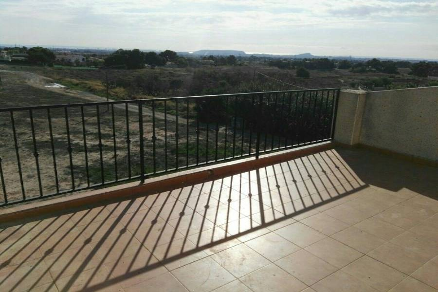 San Vicente del Raspeig,Alicante,España,2 Bedrooms Bedrooms,1 BañoBathrooms,Bungalow,24828