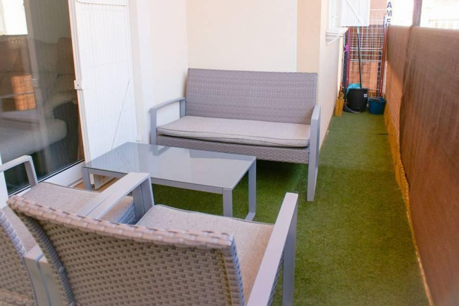 Torrevieja,Alicante,España,3 Bedrooms Bedrooms,2 BathroomsBathrooms,Apartamentos,24880