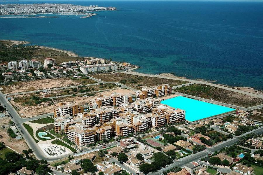 Torrevieja,Alicante,España,2 Bedrooms Bedrooms,2 BathroomsBathrooms,Apartamentos,24882