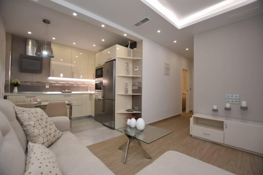 Torrevieja,Alicante,España,2 Bedrooms Bedrooms,2 BathroomsBathrooms,Apartamentos,24914