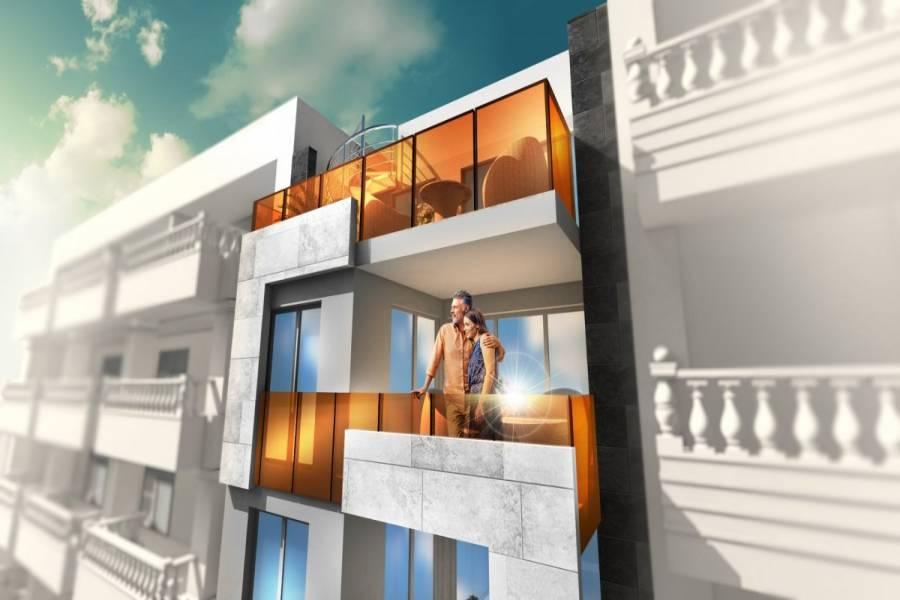 Torrevieja,Alicante,España,2 Bedrooms Bedrooms,2 BathroomsBathrooms,Apartamentos,24922
