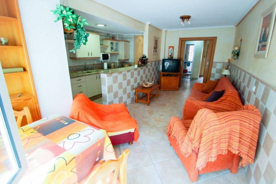 Torrevieja,Alicante,España,2 Bedrooms Bedrooms,1 BañoBathrooms,Apartamentos,24935