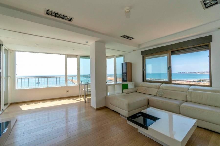 Torrevieja,Alicante,España,3 Bedrooms Bedrooms,1 BañoBathrooms,Atico,24941