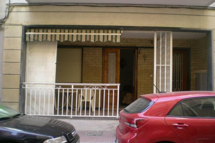 Santa Pola,Alicante,España,4 Bedrooms Bedrooms,1 BañoBathrooms,Planta baja,24953