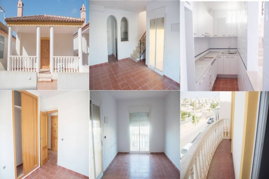 San Miguel de Salinas,Alicante,España,2 Bedrooms Bedrooms,2 BathroomsBathrooms,Adosada,24959