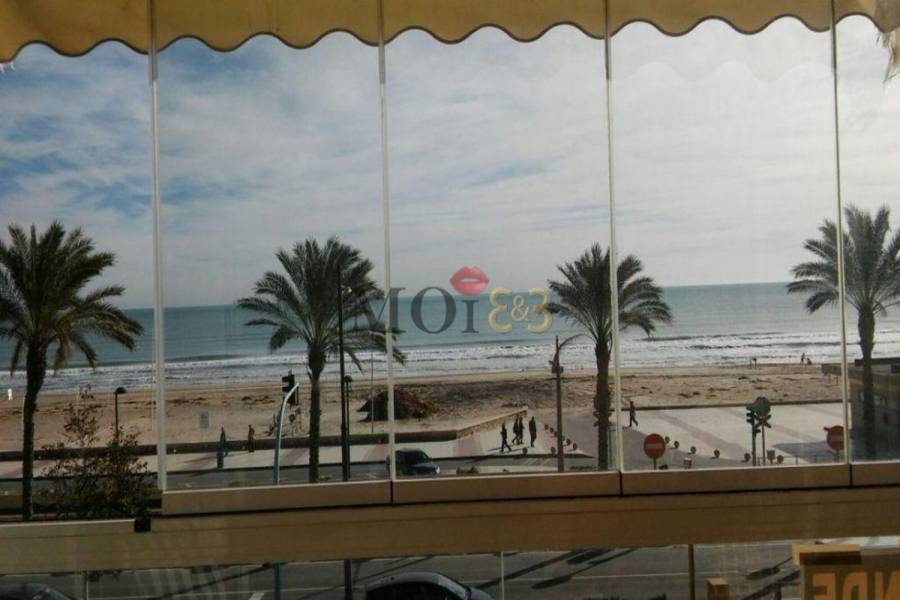 el Campello,Alicante,España,3 Bedrooms Bedrooms,2 BathroomsBathrooms,Apartamentos,24976