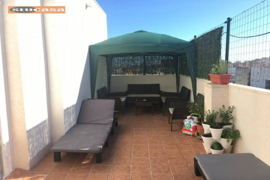 San Juan,Alicante,España,2 Bedrooms Bedrooms,1 BañoBathrooms,Atico,25045