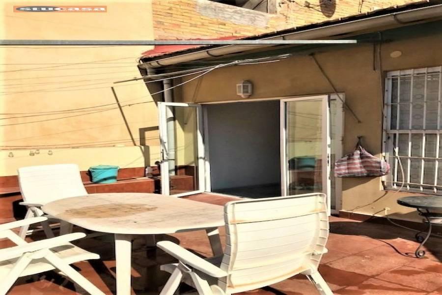 Alicante,Alicante,España,2 Bedrooms Bedrooms,1 BañoBathrooms,Atico,25051