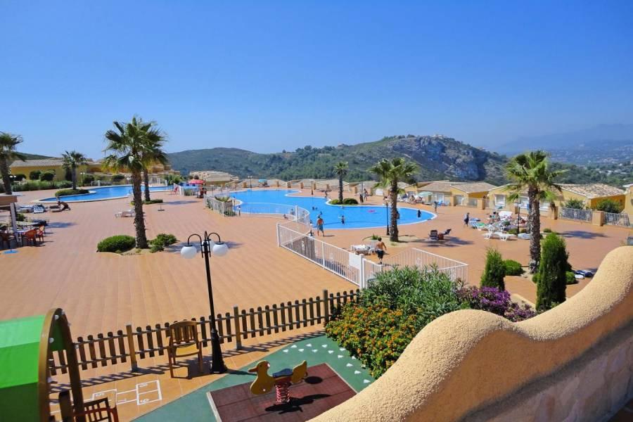 Benitachell,Alicante,España,2 Bedrooms Bedrooms,1 BañoBathrooms,Apartamentos,25061