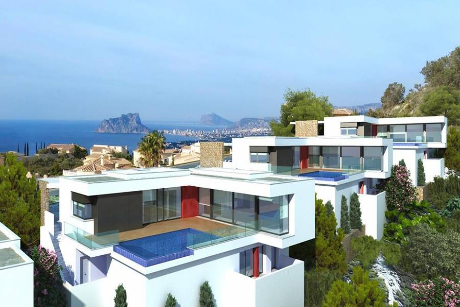 Benitachell,Alicante,España,3 Bedrooms Bedrooms,2 BathroomsBathrooms,Casas,25071