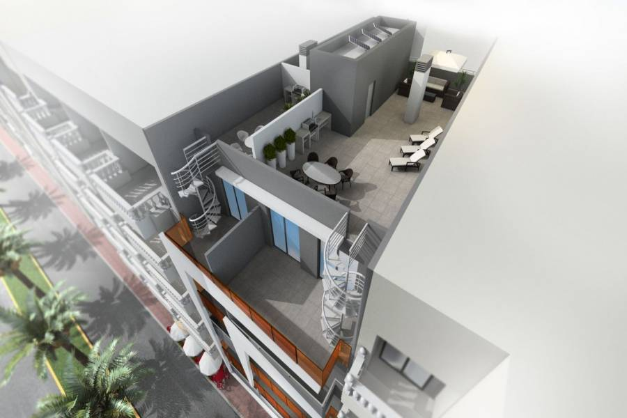 Torrevieja,Alicante,España,2 Bedrooms Bedrooms,2 BathroomsBathrooms,Apartamentos,25083