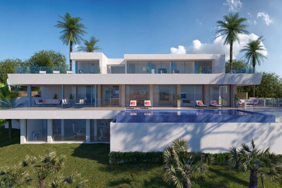 Benitachell,Alicante,España,6 Bedrooms Bedrooms,6 BathroomsBathrooms,Casas,25089