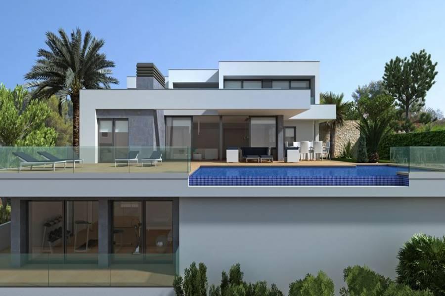 Benitachell,Alicante,España,3 Bedrooms Bedrooms,3 BathroomsBathrooms,Casas,25093