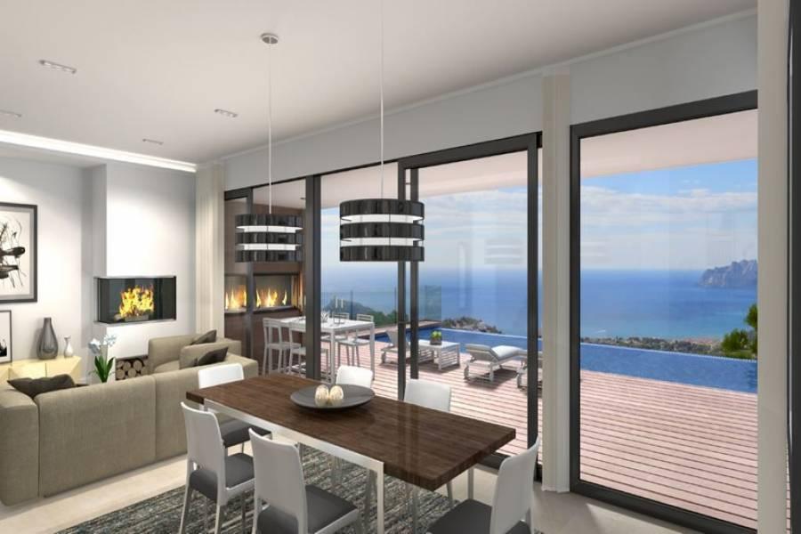 Benitachell,Alicante,España,3 Bedrooms Bedrooms,3 BathroomsBathrooms,Casas,25096