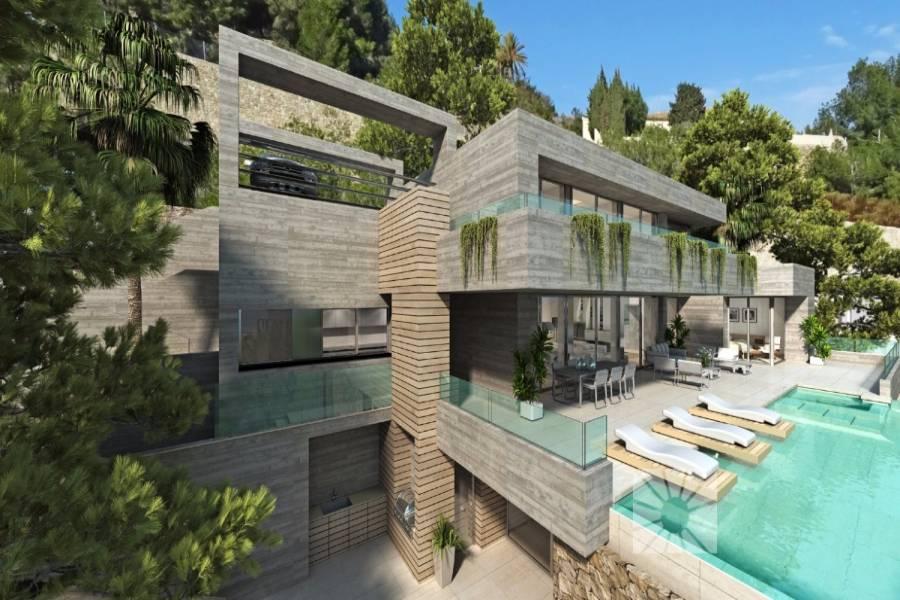 Benissa,Alicante,España,3 Bedrooms Bedrooms,5 BathroomsBathrooms,Casas,25110