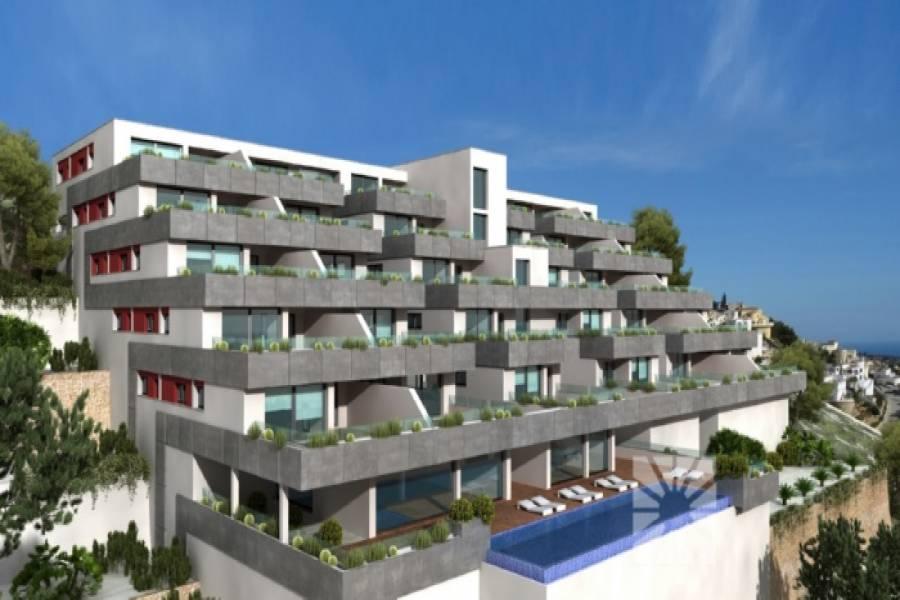 Benitachell,Alicante,España,2 Bedrooms Bedrooms,2 BathroomsBathrooms,Apartamentos,25111
