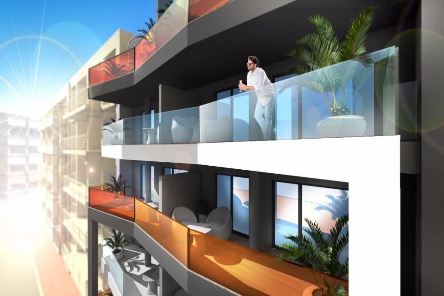Torrevieja,Alicante,España,3 Bedrooms Bedrooms,2 BathroomsBathrooms,Apartamentos,25135