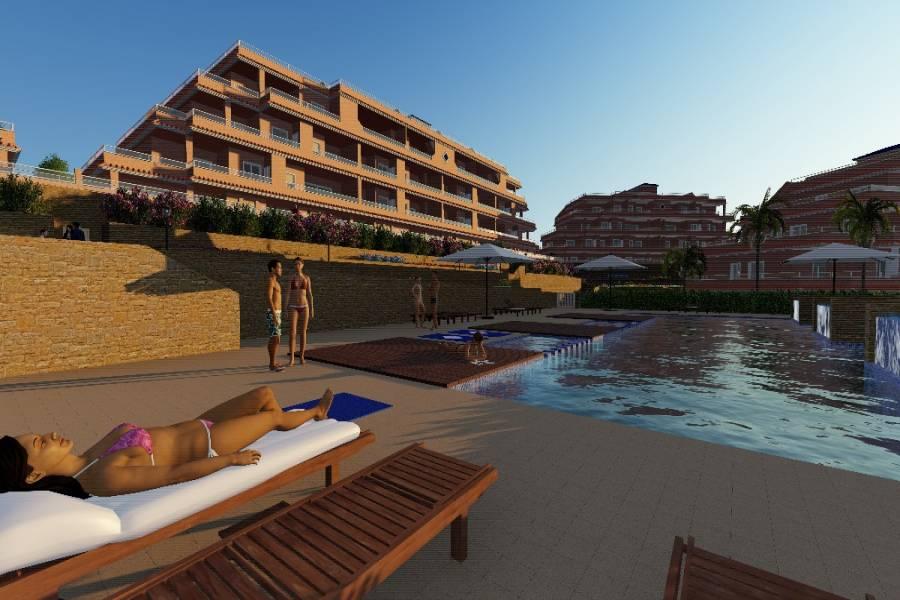 Orihuela Costa,Alicante,España,3 Bedrooms Bedrooms,2 BathroomsBathrooms,Apartamentos,25139