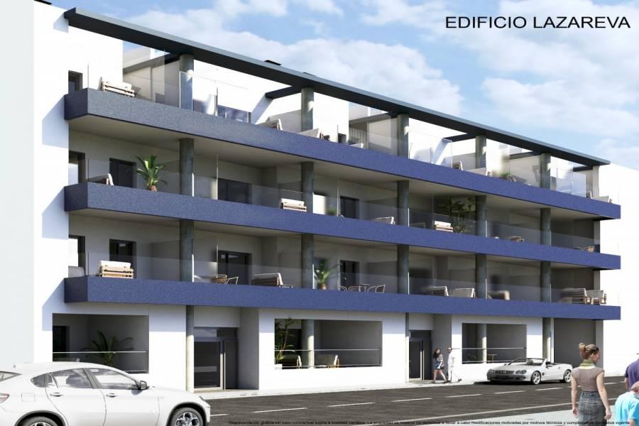 Torrevieja,Alicante,España,2 Bedrooms Bedrooms,2 BathroomsBathrooms,Apartamentos,25166