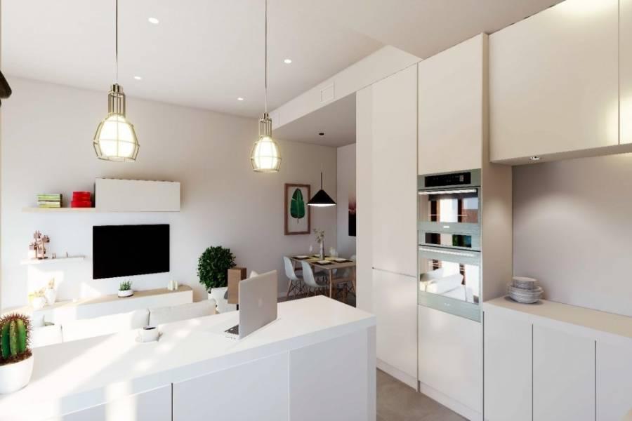 Pilar de la Horadada,Alicante,España,3 Bedrooms Bedrooms,2 BathroomsBathrooms,Casas,25180
