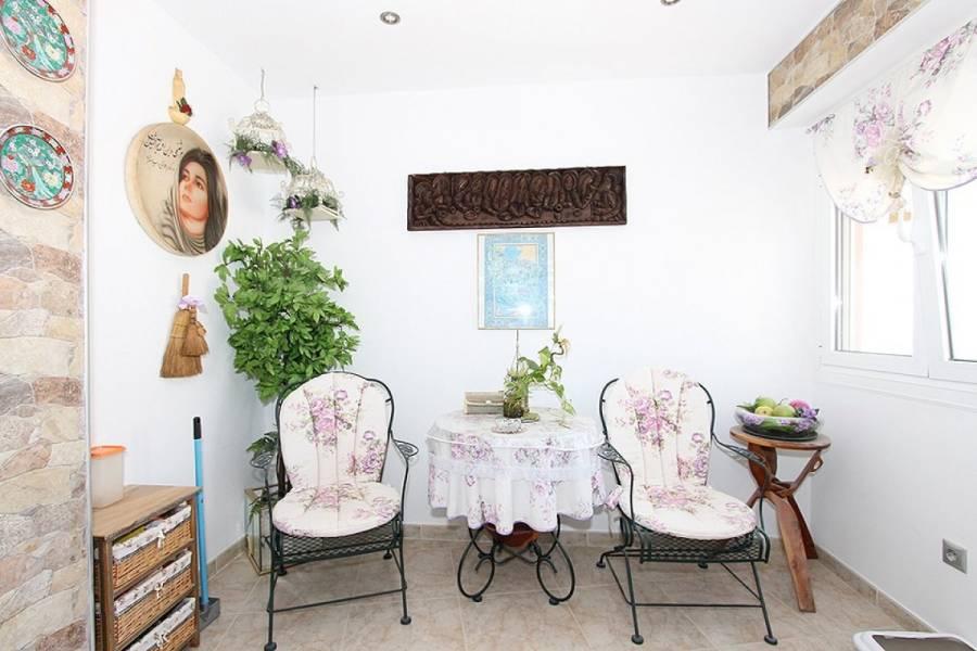 Torrevieja,Alicante,España,3 Bedrooms Bedrooms,2 BathroomsBathrooms,Atico,25211