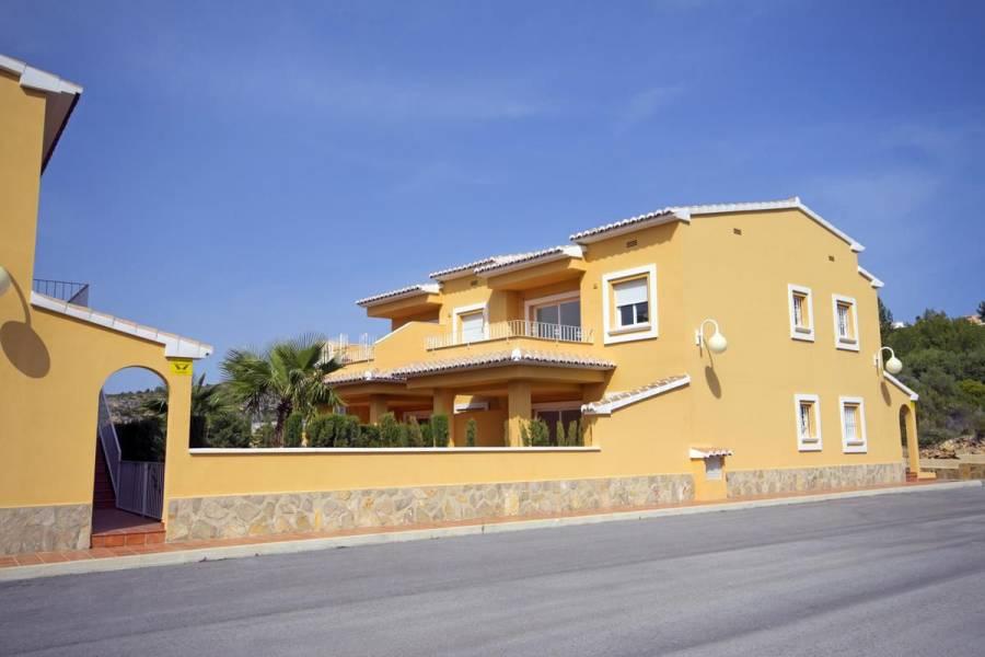 Benitachell,Alicante,España,2 Bedrooms Bedrooms,2 BathroomsBathrooms,Apartamentos,25221
