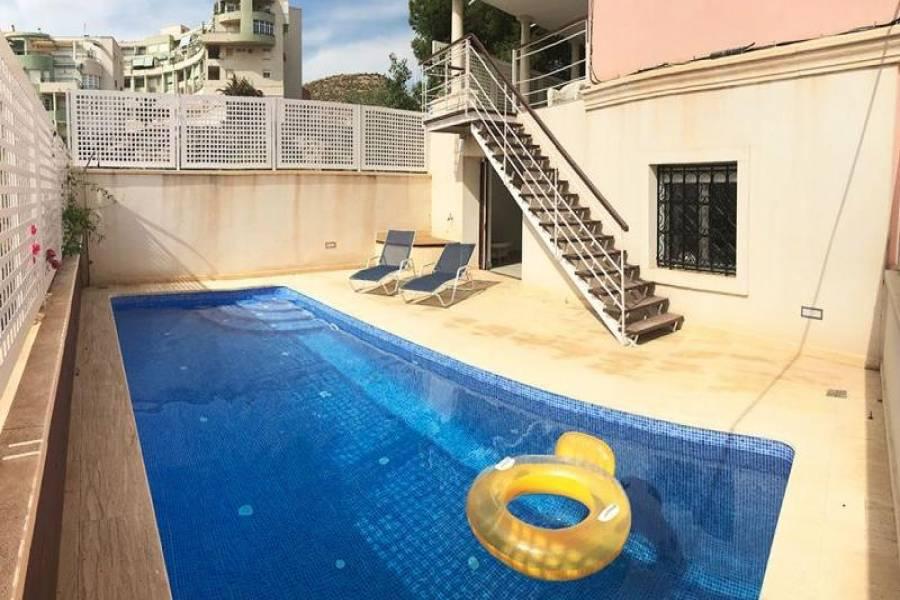 Santa Pola,Alicante,España,4 Bedrooms Bedrooms,3 BathroomsBathrooms,Bungalow,25331