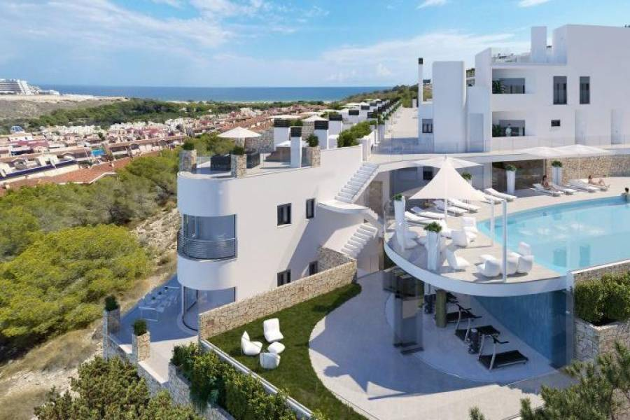 Gran alacant,Alicante,España,3 Bedrooms Bedrooms,2 BathroomsBathrooms,Apartamentos,25337