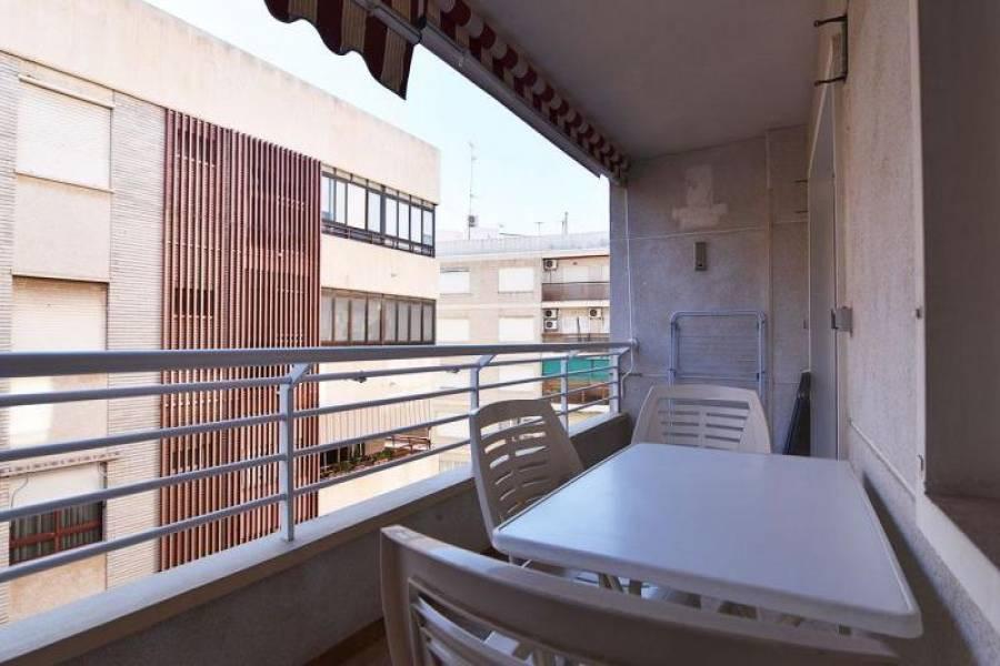Santa Pola,Alicante,España,1 Dormitorio Bedrooms,1 BañoBathrooms,Apartamentos,25345