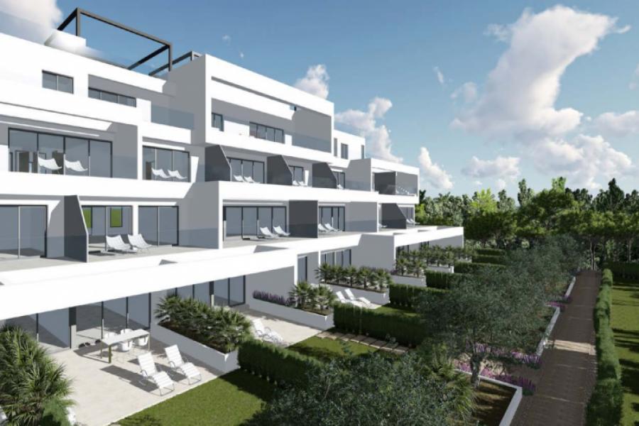 Orihuela Costa,Alicante,España,3 Bedrooms Bedrooms,2 BathroomsBathrooms,Apartamentos,25350