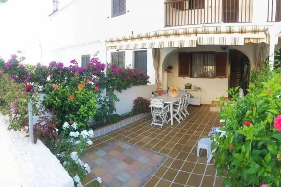 Santa Pola,Alicante,España,4 Bedrooms Bedrooms,2 BathroomsBathrooms,Bungalow,25363