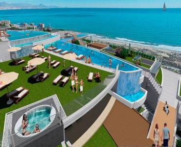 Arenales del sol,Alicante,España,3 Bedrooms Bedrooms,2 BathroomsBathrooms,Apartamentos,25364