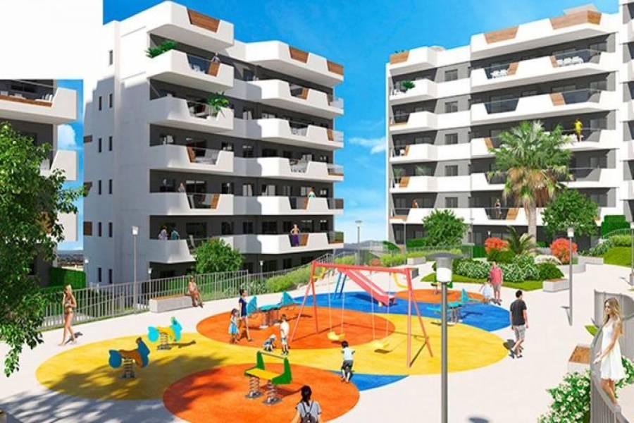 Arenales del sol,Alicante,España,2 Bedrooms Bedrooms,1 BañoBathrooms,Apartamentos,25371