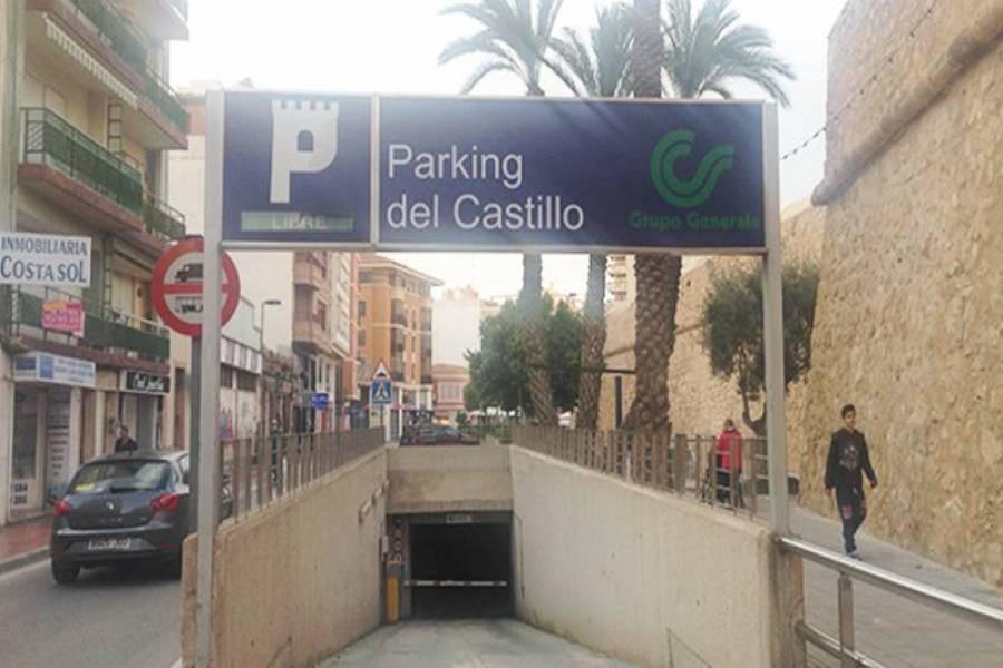 Santa Pola,Alicante,España,Cocheras,25374
