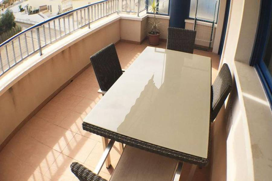 Santa Pola,Alicante,España,2 Bedrooms Bedrooms,2 BathroomsBathrooms,Apartamentos,25389